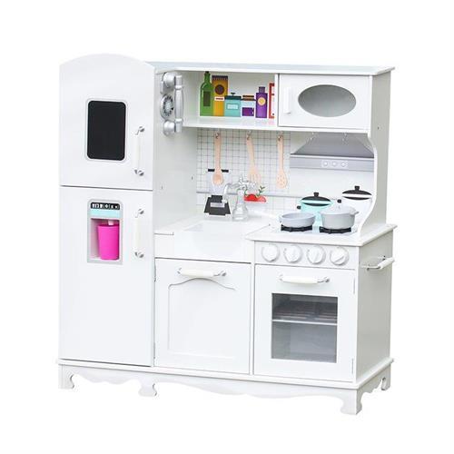 מטבח עץ לבן דגם W10C409