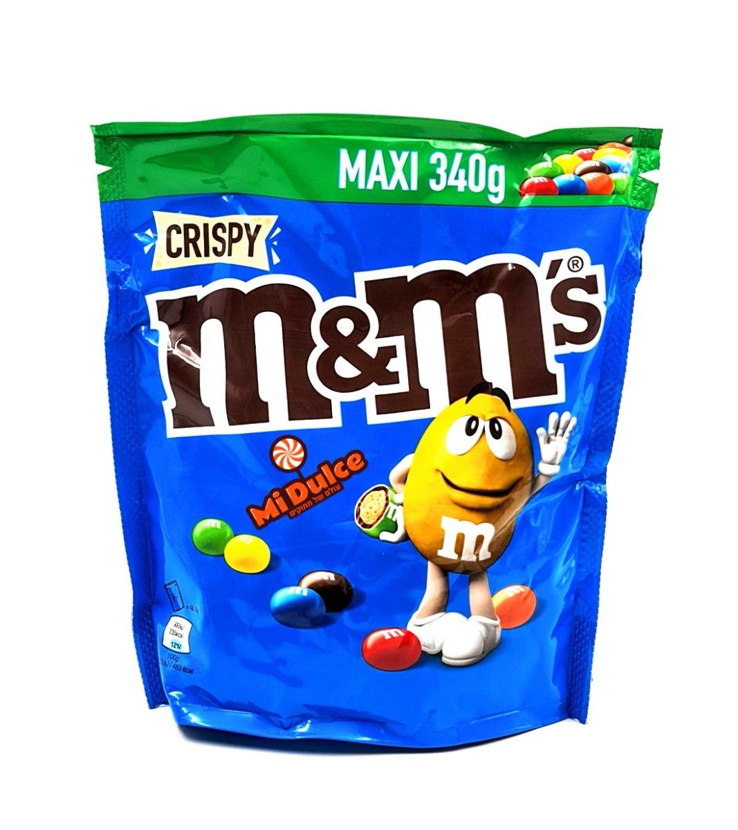 M&M's Crispy Maxi