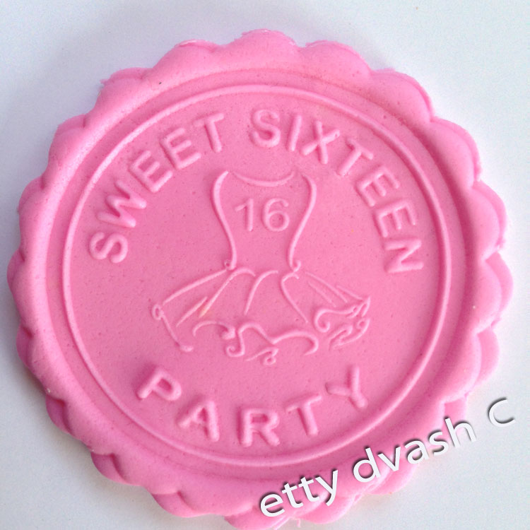 SWEET 16 PARTY - תבליט