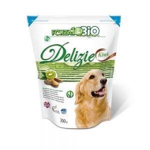 ביסקוויט ביו לכלב בטעם קיווי