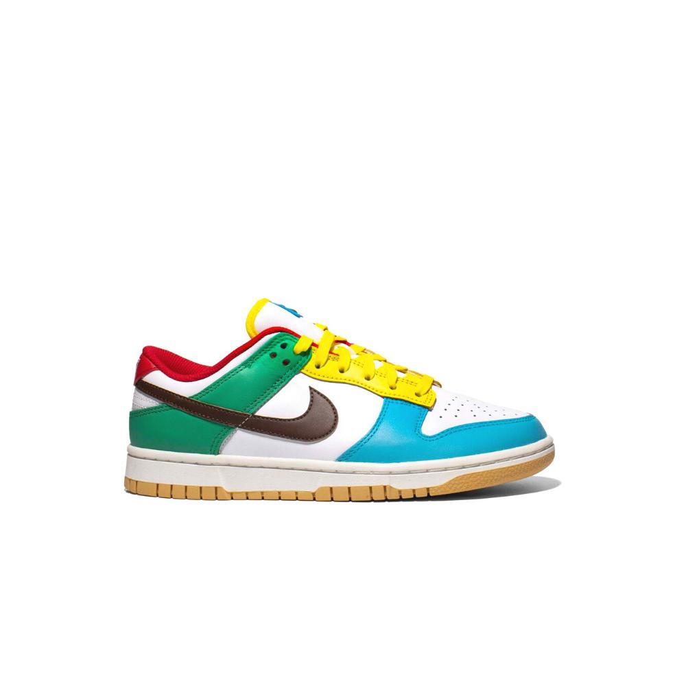 Nike Dunk Low Free 99 White