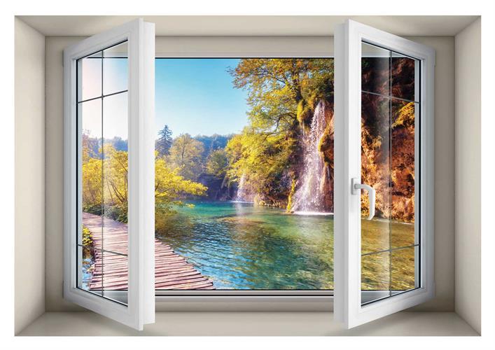 חלון בנישה דגם 5013