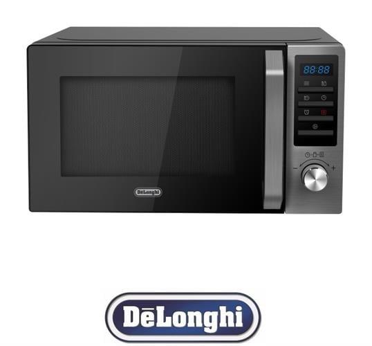 DeLonghi מיקרוגל דיגיטלי 28 ליטר + משולב גריל דגם DL2025