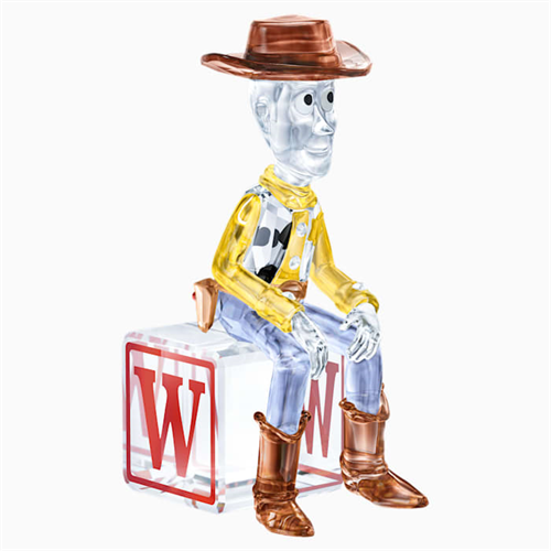 קריסטל SWAROVSKI  TOY STORY - SHERIFF WOODY