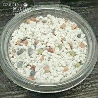 אבן לבן מיקס גודל 1