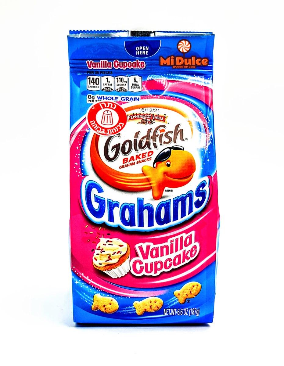 Goldfish Cupcake,מארז מוגדל!