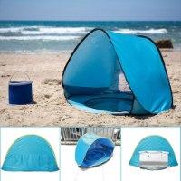 אוהל חוף לילדים