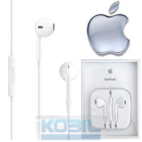 מודיעין אוזניות מקוריות לאייפון Apple EarPods iPhone SE DH-51