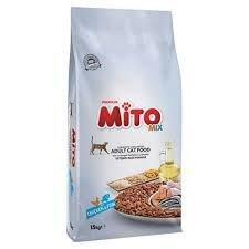 """מיטו עוף ודגים 15 ק""""ג - MITO CHICKEN FISH 15KG"""