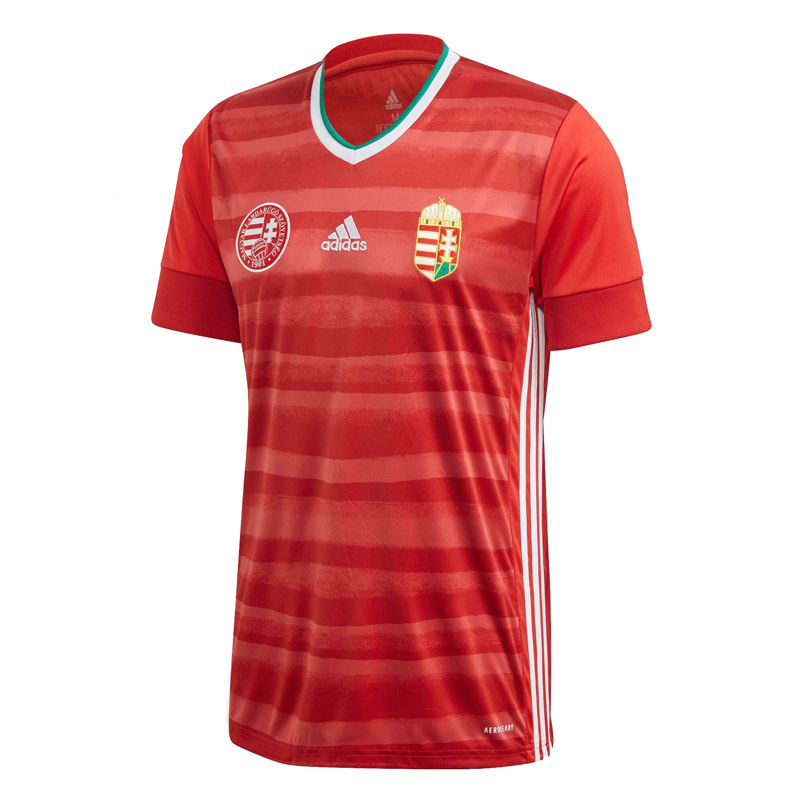 חולצת אוהד הונגריה בית יורו 2020
