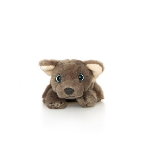 בובת הכלב שלי-בולדוג צרפתי (אפור כהה)