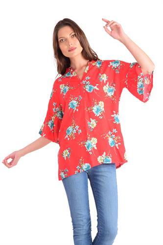 חולצה רוני אדום