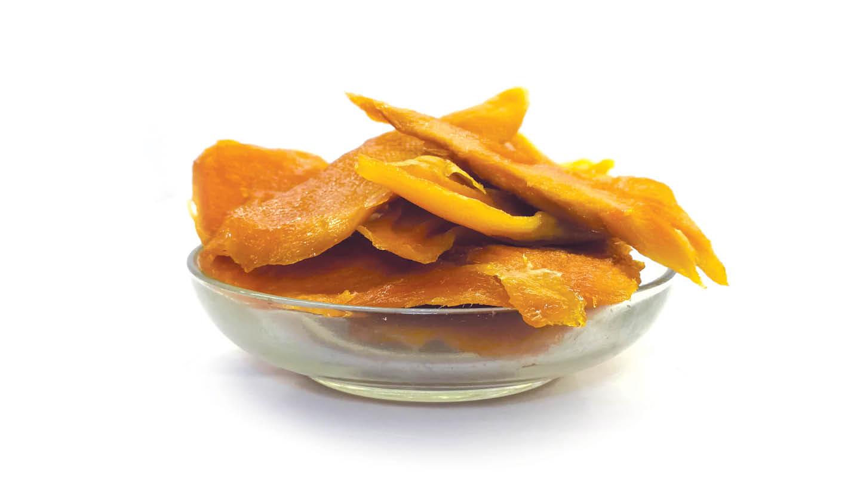 מנגו טבעי ללא תוספת סוכר 100 גרם