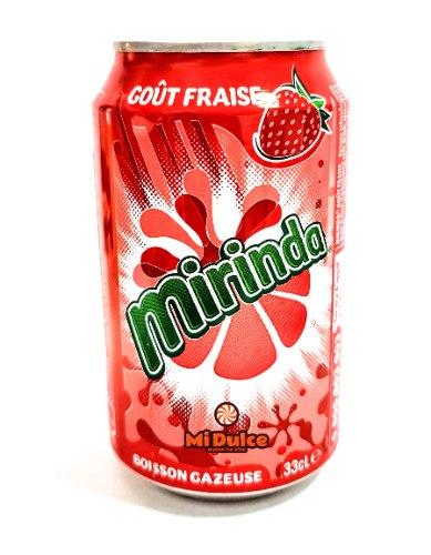 Mirinda Strawberry