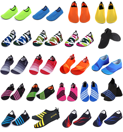 נעלי ספורט לים / בריכה / גלישה / מכון כושר