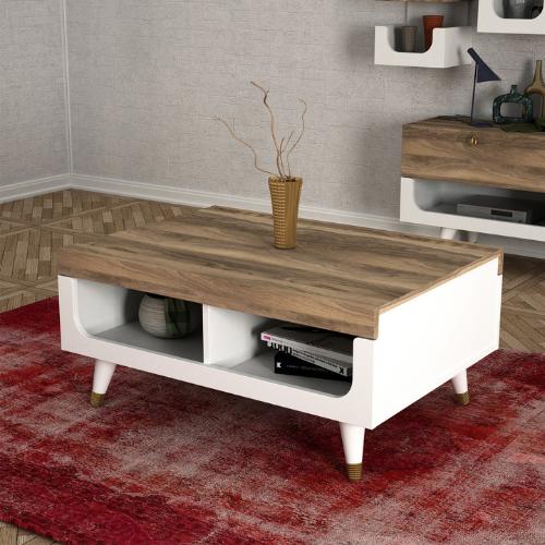 שולחן סלון/קפה פרינס