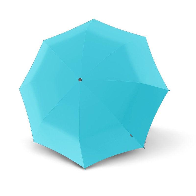 מטריה איכותית של המותג הגרמני המוביל בעולם KNIRPS- טורקיז