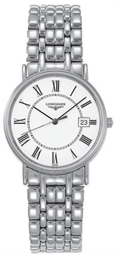 שעון יד אנלוגי גברים LONGINES L47204116