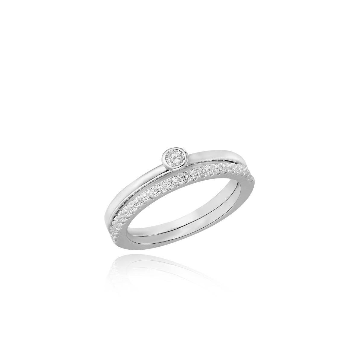 טבעת LAYLA מכסף 925