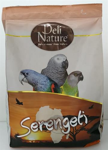 """תערובת Serengeti לתוכים אפריקאים 2 ק""""ג"""