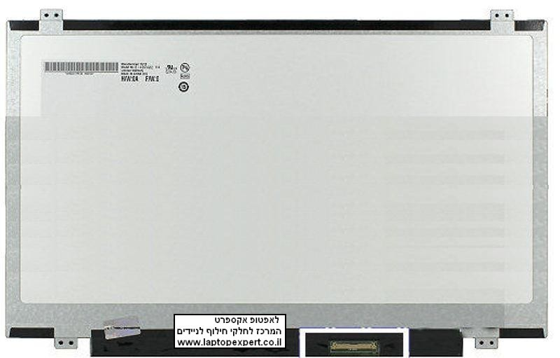 החלפת מסך למחשב נייד LG LP140WHU (TL)(B1) , LP140WHU-TLB1 Laptop Led Screen 1600X900 Matte
