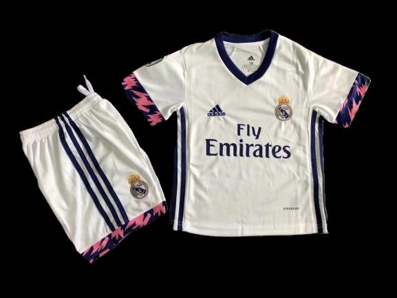 חליפת כדורגל ילדים| ריאל מדריד 2021
