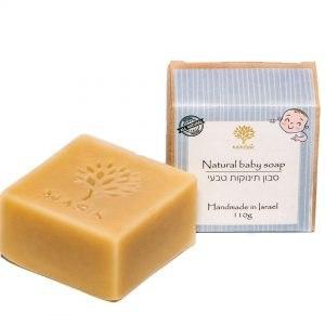 סבון תינוקות טבעי