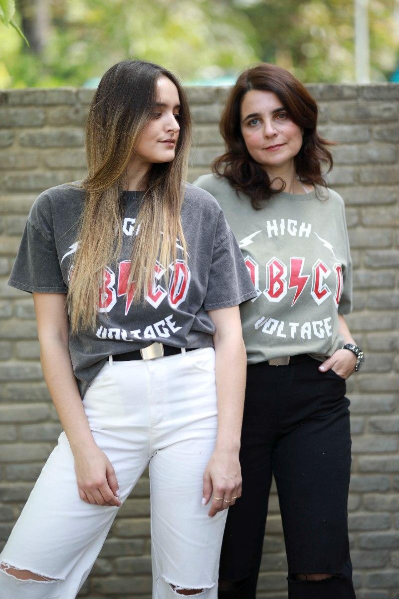 חולצת טי ABCD