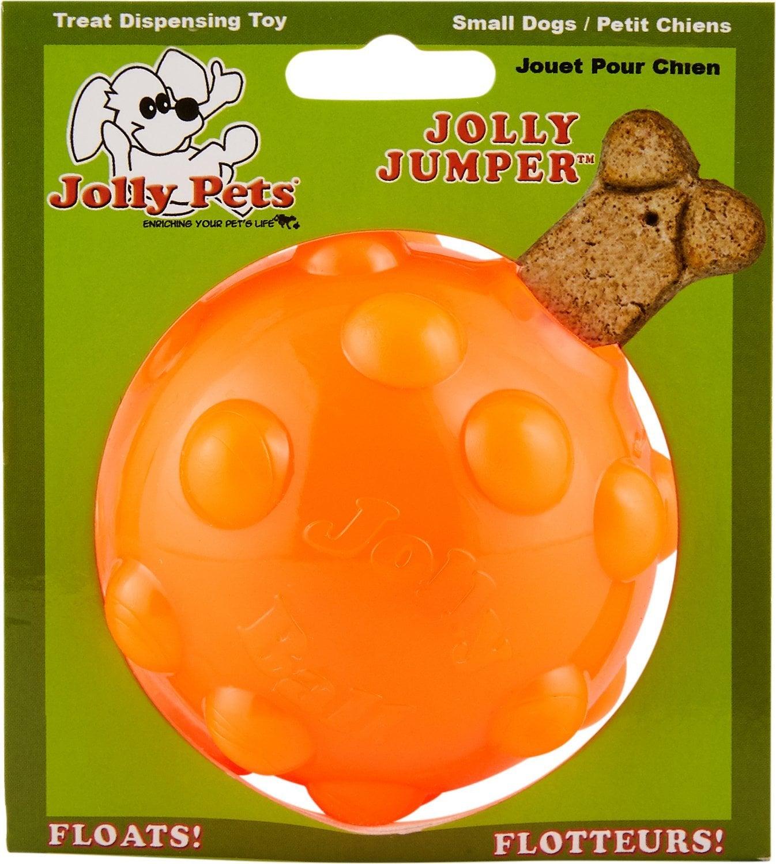 משחק האכלה ותעסוקה לכלב jolly jumper