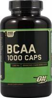 BCAA חומצות אמינו מסועפות בקפסולות של אופטימום 60/200/400 יח'