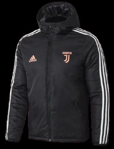 מעיל יובנטוס  שחור