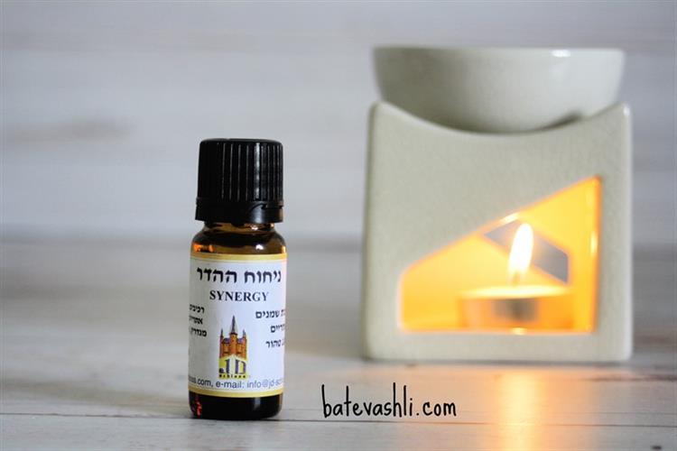 סינרגטיקת ניחוח הדר