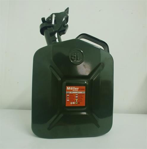 ג'ריקן - מיכל מילוי - 5 ליטר  מבית MOLLER GERMANY