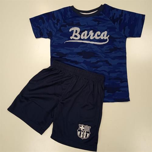 חליפת כדורגל FCB כחול