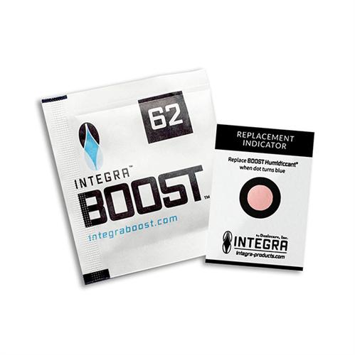 שקית לחות אינטגרה בוסט 8 גרם INTEGRA BOOST 62%