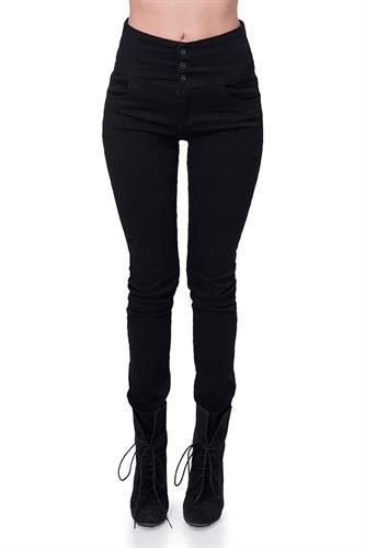 ג'ינס יוני שחור