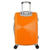 סט 3 מזוודות יוקרתיות של המותג האוסטרלי Courier - צבע צהוב
