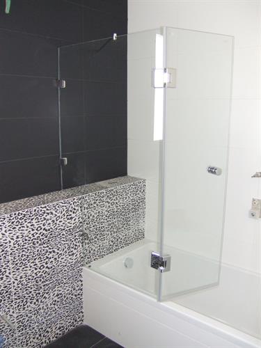 אמבטיון קבוע + דלת 2