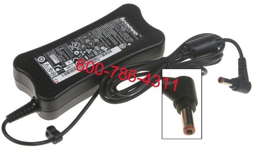 מטען מקורי למחשב נייד לנובו  Lenovo IdeaPad U110, U350, Y300, Y310, Y330 65W AC Adapter