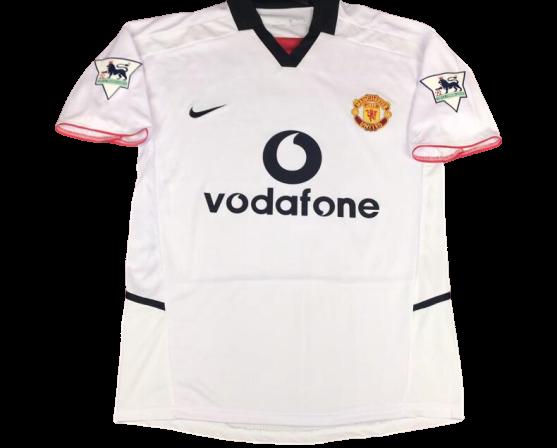 חולצת מנצסטר יונייטד עונת 2002-2003