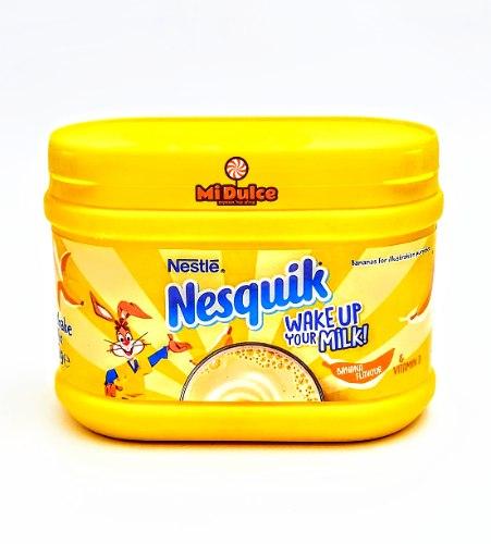 נסקוויק בטעם בננה!