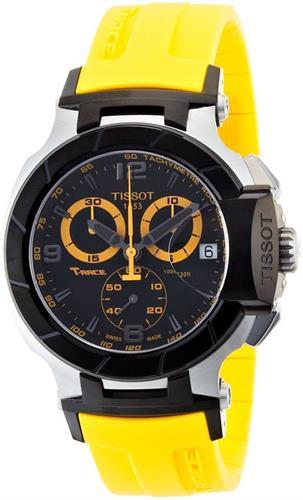 שעון יד אנלוגי גברים TISSOT T048.417.27.057.03