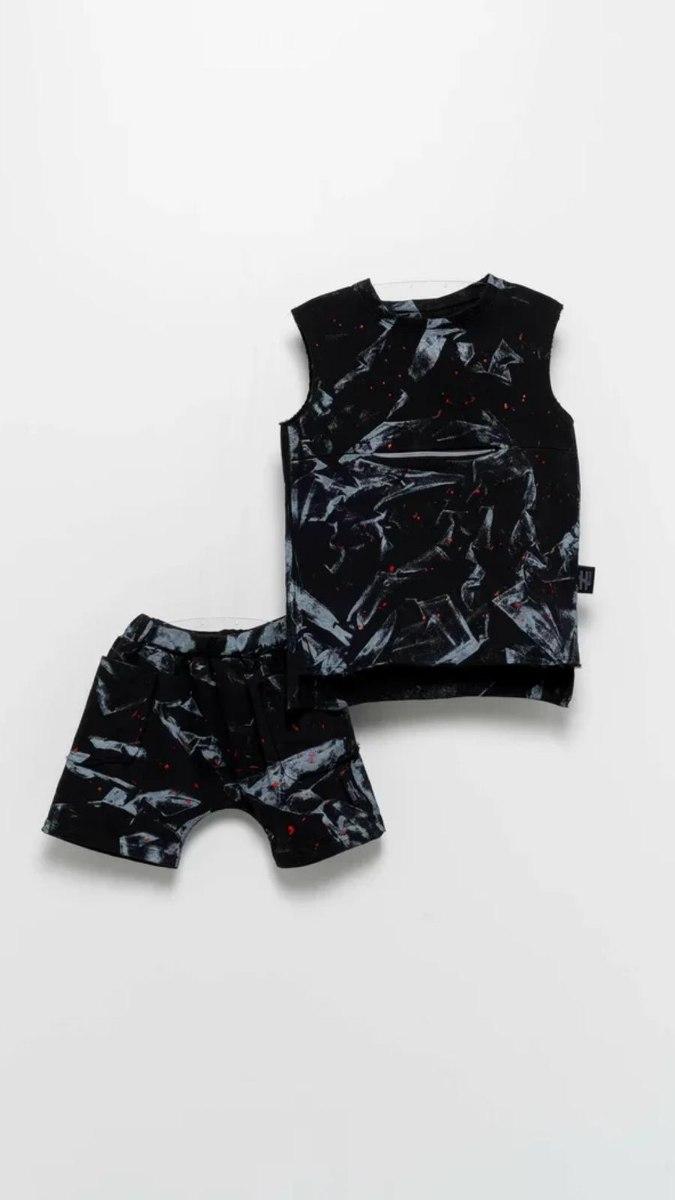 חליפת זיפר טאי דאי שחור (2-9)