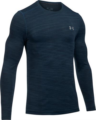 חולצה אנדר ארמור שרוול ארוך לגבר 1289615-918 Under Armour men's Threadborne Seamless Long Sleeve