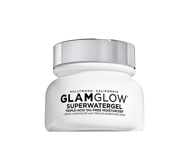 קרם לחות בעל פורמולת ג'ל - Superwatergel Triple- Acid Oil Free Moisturizer