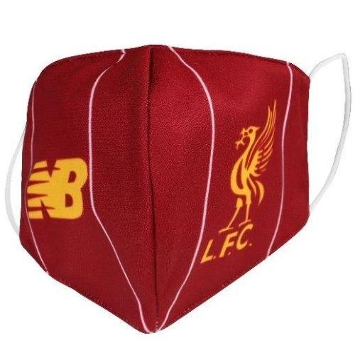 מסכת בד לפנים ליברפול אדום