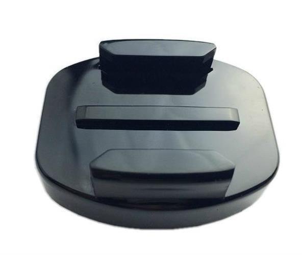 תושבת קבועה אוניברסלית ABS למצלמות אקסטרים - Jeeper