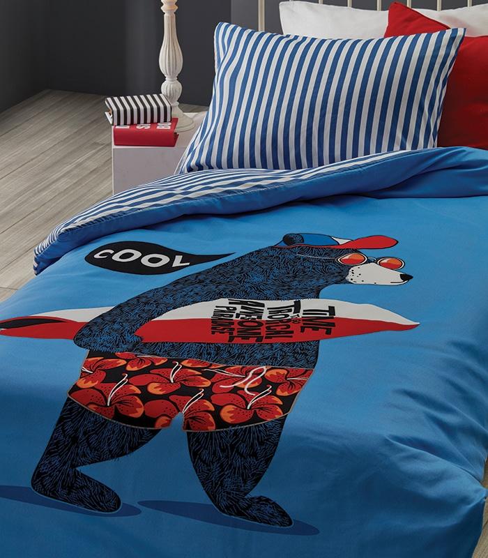 סט מלא מיטה וחצי דגם גורדון