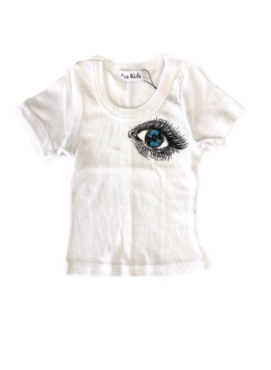 טישרט עין לבנה
