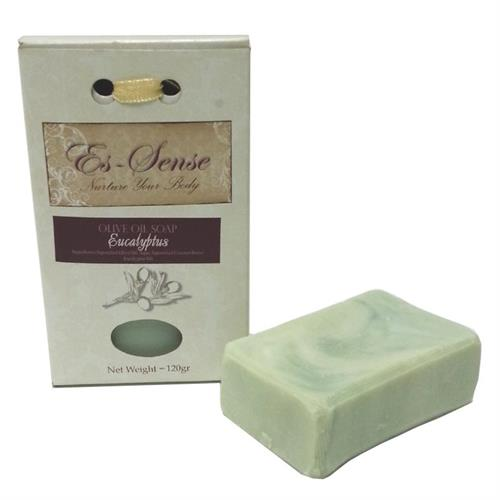 סבון שמן זית אקליפטוס